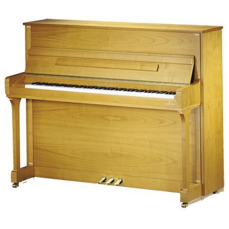 پیانو دیواری سی بکشتاین آلمان C.Bechstein مدل Contur 118