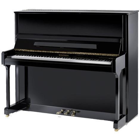 پیانو دیواری دبلیو هافمنW.HOFFMANN V 126